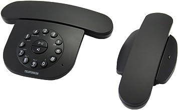Sagem D142DUO - Juego de teléfonos inalámbricos de estilo retro [Importado de Francia]: Amazon.es: Electrónica