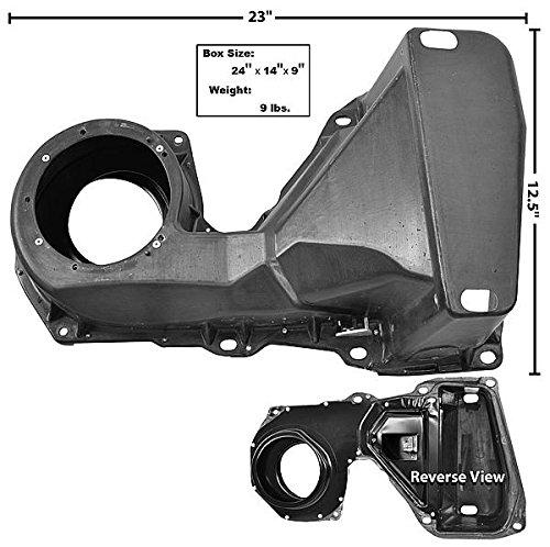 Chevrolet EVAPORATOR BOX OEM Replacement Restoration Part