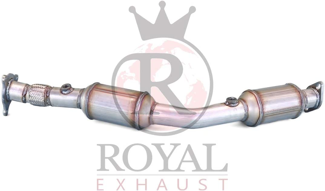 AutoShack EM63859 EPA Compliant Catalytic Converter Exhaust Pipe Replacement for 2008 2009 2010 2011 Chevrolet HHR 2008-2010 Cobalt Pontiac G5 2.2L 2.4L