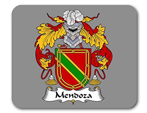 Mendoza Coat of Arms Mousepad