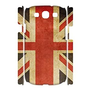Flag Custom 3D Case for Samsung Galaxy S3 I9300, 3D Personalized Flag Case