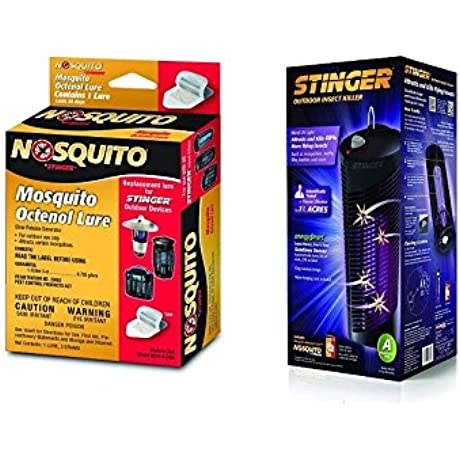 Stinger BK300 1 1 2 Acre Outdoor Insect Killer With 3 Piece NS 16