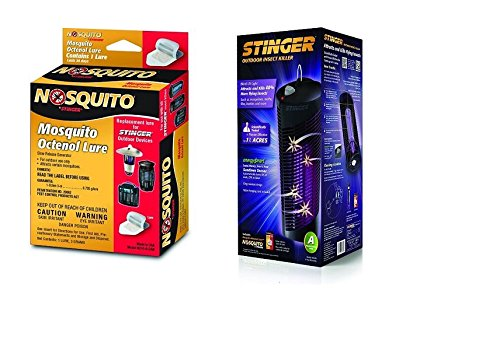 Stinger BK300 1 1/2 Acre Outdoor Insect Killer with 3 piece NS-16