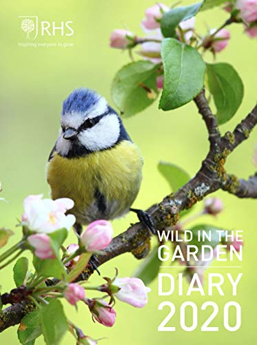 Royal Horticultural Society Wild in the Garden Diary 2020