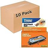 Terro T360 Ant & Roach Baits, 10 Pack Black