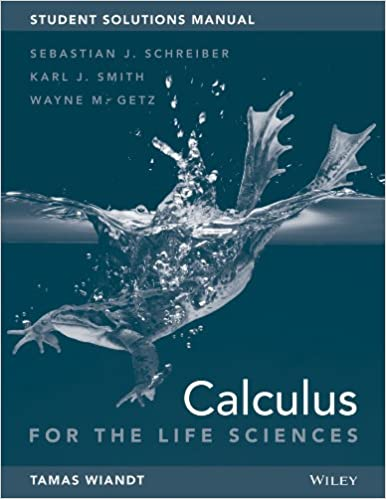 9780471672104: student solutions manual to accompany calculus late.