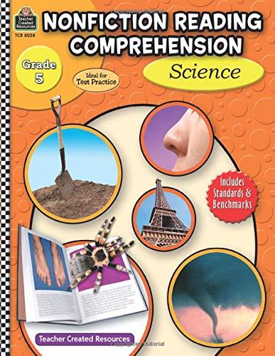 Nonfiction Reading Comprehension: Science, Grade 5: Science, Grade 5