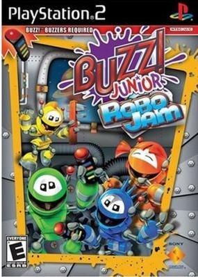 Robo Jam - BUZZ JR ROBO JAM (SOFTWARE ONLY)