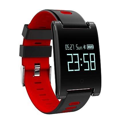 HOYHPK Reloj Inteligente Pulsera Relojes Bluetooth Presión Arterial Relojes De Pulsera Reloj Reloj Digital Resistente Al