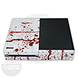 Xbox ONE Complete Console Vinyl Protective Skin Decals - Blood (More Designs Available!)