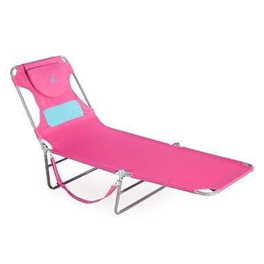 Ostrich Ladies Comfort Lounger, Pink