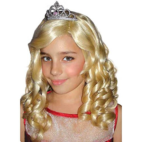 Child's High School Musical Sharpay Costume Wig by brandsonSale