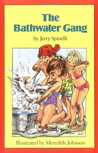 The Bathwater Gang (Springboard Books)