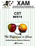CST Math Grades 7-8, XAM Staff, 1581971427
