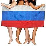 Russian Federation Flag Bath Towel Bath