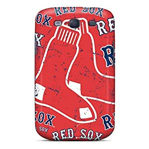 Hot EKT846bENC Case Cover Protector For Galaxy S3- Boston Red Sox