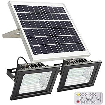 Solar Flood Light Remote Control Jplsk Ip65 Waterproof