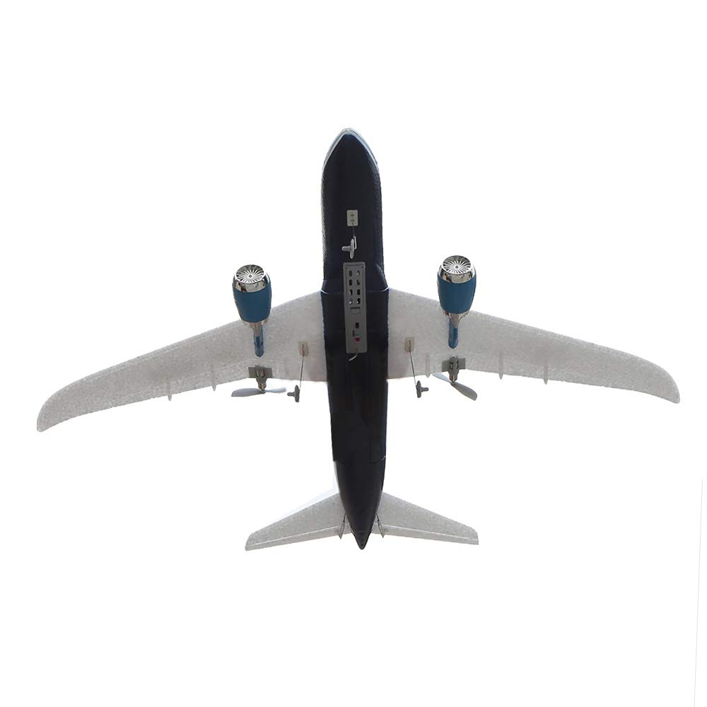 RTF RC Toy Miniature Model Plane 3CH 2.4G Remote Control EPP Airplane Zitainn QF008 Boeing 787 Airplane