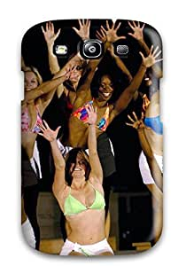 Galaxy S3 Washingtonedskins Print High Quality Tpu Gel Frame Case Cover
