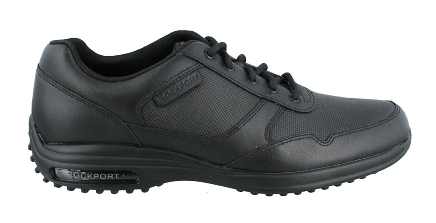 Amazon.com | Rockport Men's City Routes Oxford-Black-9 M | Fashion Sneakers