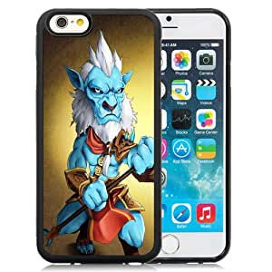 Popular And Durable Designed Case For iPhone 6 4.7 Inch TPU With Dota 2 Phantom Lancer Phone Case