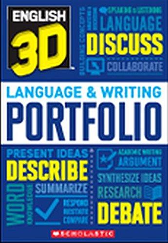 Download English 3D Language & Writing Portfolio pdf epub