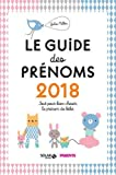 Guide des prénoms 2018