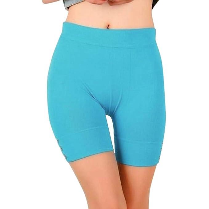 FRAUIT Leggings Cortos Deportes Pantalones Yoga para Mujer ...