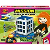 Schmidt Spiele 40459 - Kim Possible: Mission Alarm in New York