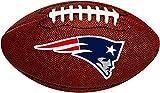 Creative Converting New England Patriots Football-Shaped Decorative Logo Cutout