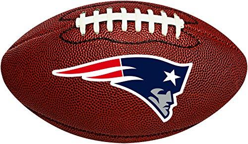 Creative Converting Patriots Football Shaped Decorative