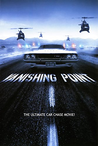 Chase Movie Poster - Vanishing Point (24
