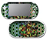 Teenage Mutant Ninja Turtles TMNT Leonardo Leo Cartoon Movie Video Game Vinyl Decal Skin Sticker Cover for Sony Playstation Vita Slim 2000 Series System