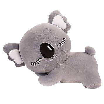 Amazon.com: Koala - Cojín de peluche para dormir con diseño ...