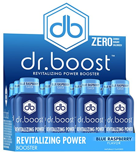 Dr. Boost Revitalizing Power Booster (Blue Raspberry) by Dr. Boost