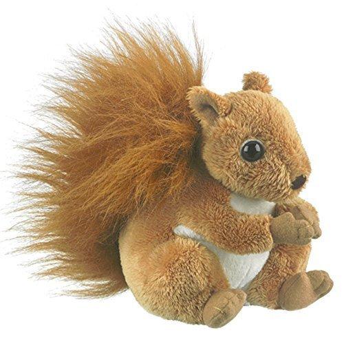 Wildlife Artists Red Squirrel Plush Stuffed Animal by Wildlife Artists