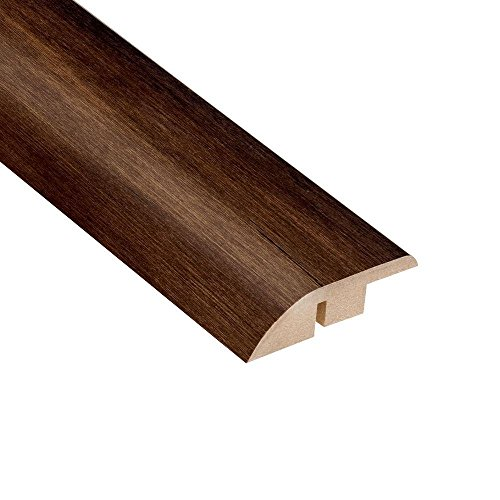 - High Gloss Distressed Maple Ashburn 12.7 mm Thick x 1-3/4 in. Wide x 94 in. Length Laminate Hard Surface Reducer Molding