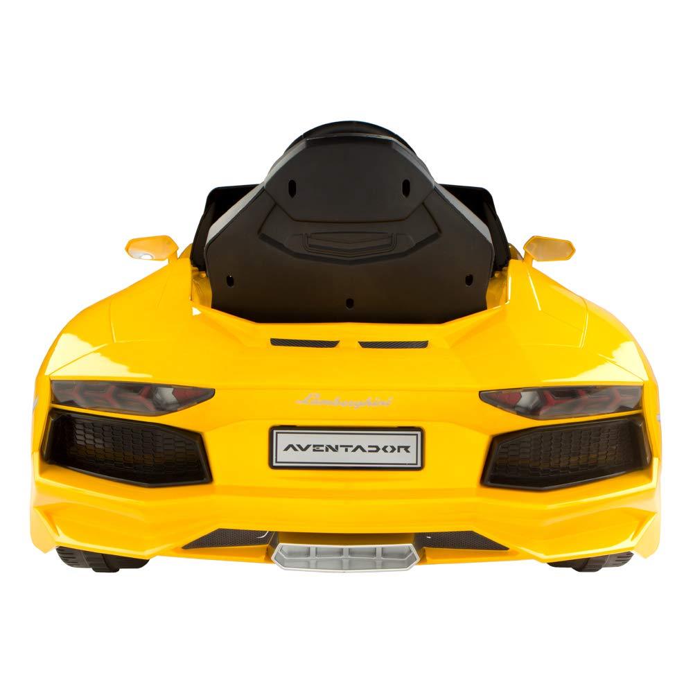 Lamborghini de RASTAR 2 Aventador Coche Color 6V batería de 4GH SStgRnx
