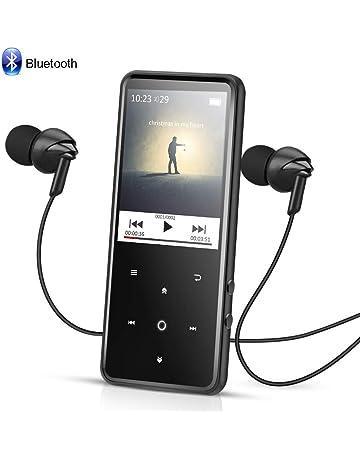 Reproductores de MP3 y MP4 portátiles | Amazon.es