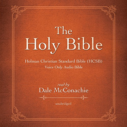 The Holy Bible: Holman Christian Standard Bible (HCSB) by Blackstone Audio, Inc.