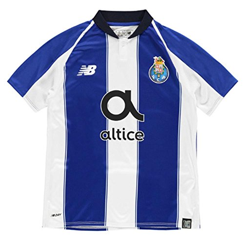 New Balance 2018-2019 FC Porto Home Football Soccer T-Shirt Jersey ()