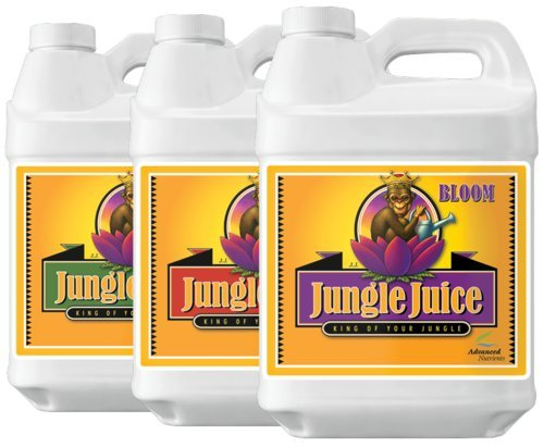 Advanced Nutrients Jungle Juice Grow Micro Bloom Bundle Veg Flowering 5L