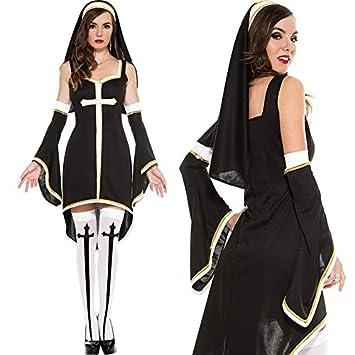 Halloween Cross Catholic Monks Nuns Cos Clothing Clothing Rpg Xl