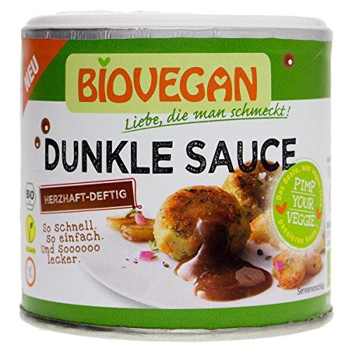 Biovegan Dunkle Sauce Dose - Bio - 100g