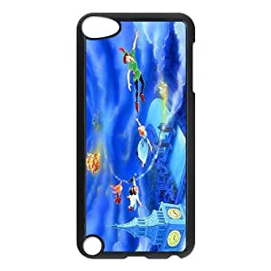 JenneySt Phone CaseA novelist Peter Pan Design FOR Ipod Touch 5 -CASE-17