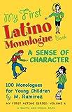 My First Latino Monologue Book, M. Ramirez, 157525607X