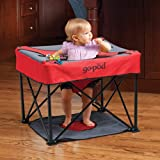 KidCO – GoPod, Portable Baby Activity Station – Cardinal