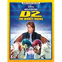 D2: The Mighty Ducks Blu-ray
