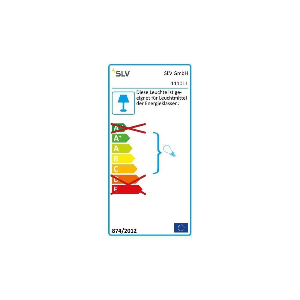 Slv Spot Salle De Bain ~ slv spot encastr rond out 65 35 w chrome 111018 mr16 amazon fr