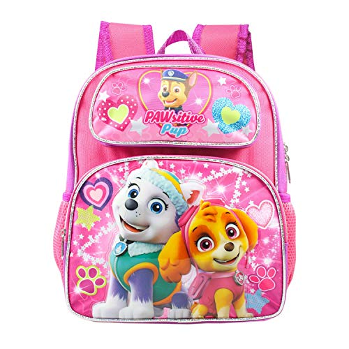 "New Arrive Paw Patrol Girls Pup 12"" Small Backpack"